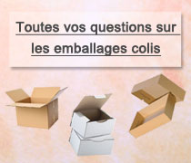 emballages colis